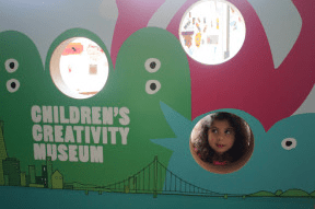 Children's Creativity Museum- San Francisco