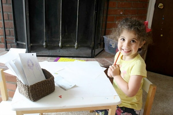 Parent-Child Art Journals