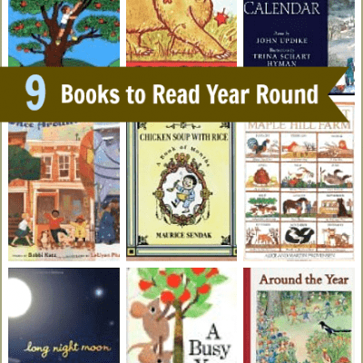9 Children's Books to Read Year Round