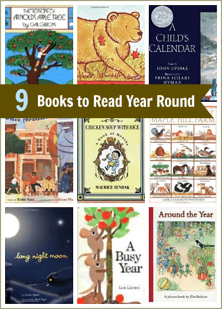 9 Children's Books You Can Read Year Round! ~ Buggy and Buddy