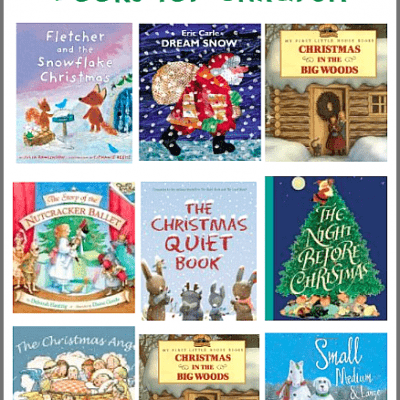 Our Favorite Christmas Books for Kids