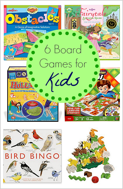 Our 6 Favorite Board Games for Kids~ Buggy and Buddy