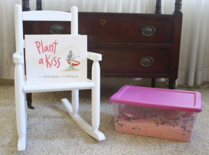 Valentine's Day Sensory Box (and a cute children's book about love)