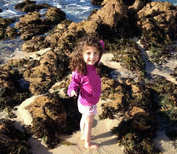 playing and learning on the central coast of California