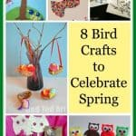 Bird Craft & Project Roundup