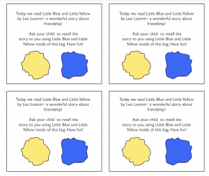 little blue and little yellow playdough mixing printable