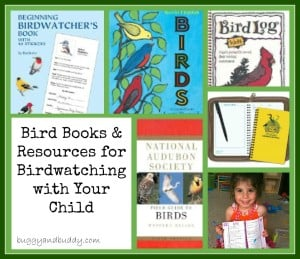 Bird Books & Resources for Adults & Children {Birding}