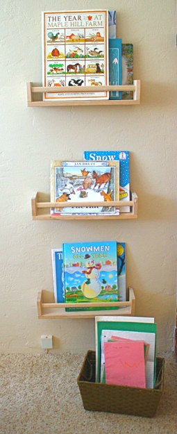 book display idea for kids