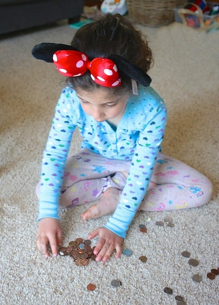 sorting coin activity
