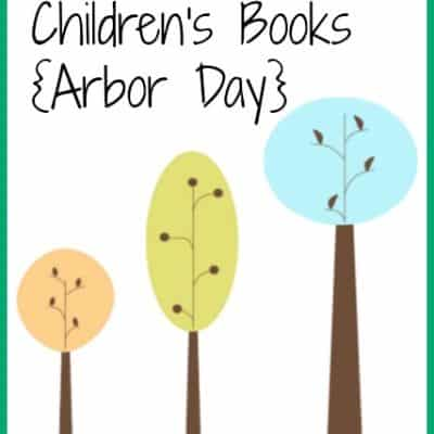 Children's Books about Trees & Tree Activities