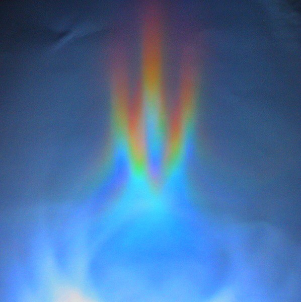 rainbow reflection science