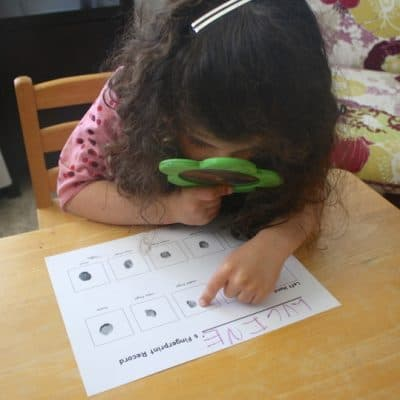 Exploring Fingerprints (Science for Kids)