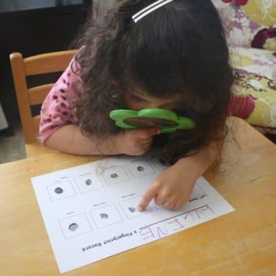 Exploring Fingerprints (Science for Kids)