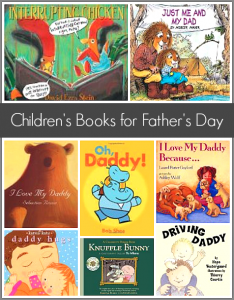 Children's Books for Father's Day~ Buggy and Buddy