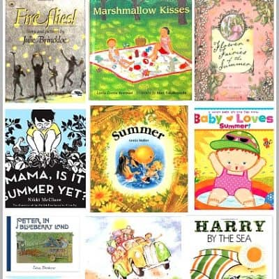 Our Favorite Children's Books for Summer