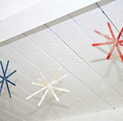 Fireworks Decoration (Crafts for Toddlers)