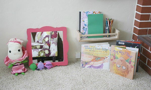 Feelings Center for the Home or Classroom~ BuggyandBuddy.com