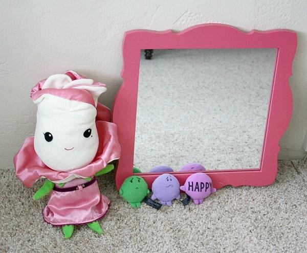 Kimochi Doll in Feelings Center