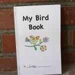Free Printable Bird Book for Birding with Kids