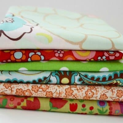 How to Make Cloth Napkins for Your Child's Lunch Box