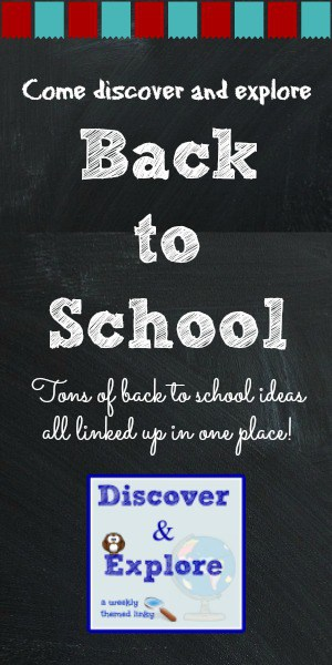 Discover & Explore Linky Back to School