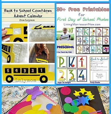 Getting Ready for Back to School (Discover & Explore Featured Posts)
