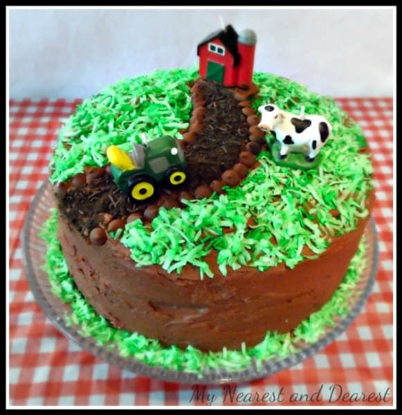 Farm Themed Birthday~ My Nearest and Dearest