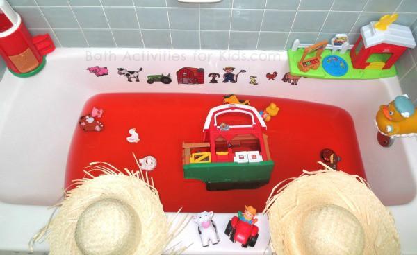 Old MacDonald had a Farm Bath