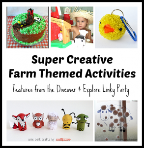 Super Creative Farm Themed Ideas for Kids