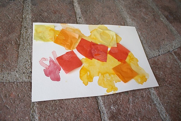 Invitation to Create: Fall Art for Toddlers~ Buggy and Buddy