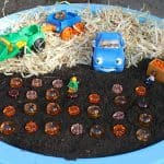 Pumpkin Patch Small World Sensory Play