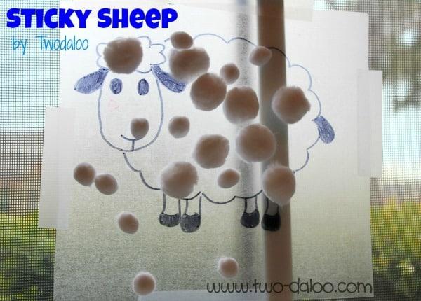 Sticky Sheep~ Twodaloo