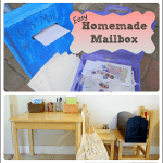 4 Ways to Make your Own Pretend Play Post Office