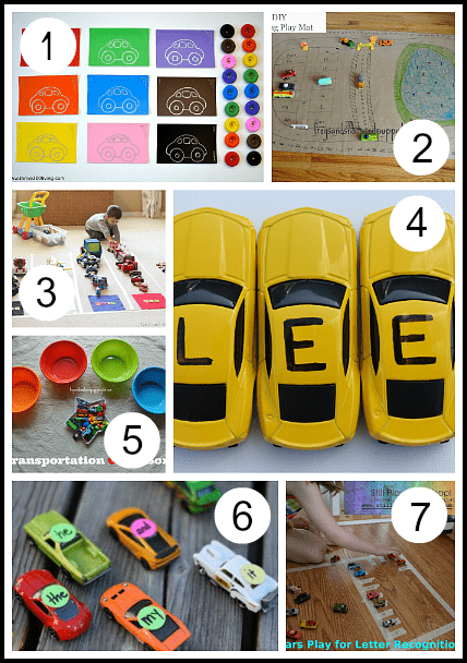 The Ultimate Hot Wheels and Toy Car Activity Roundup