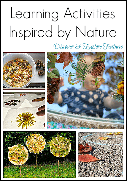 Learning Activities Inspired by Nature