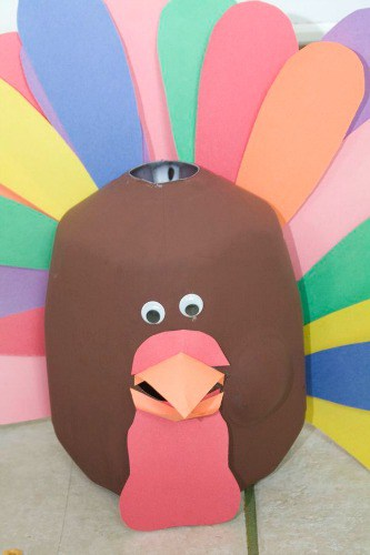 Feed the Sight Word Turkey