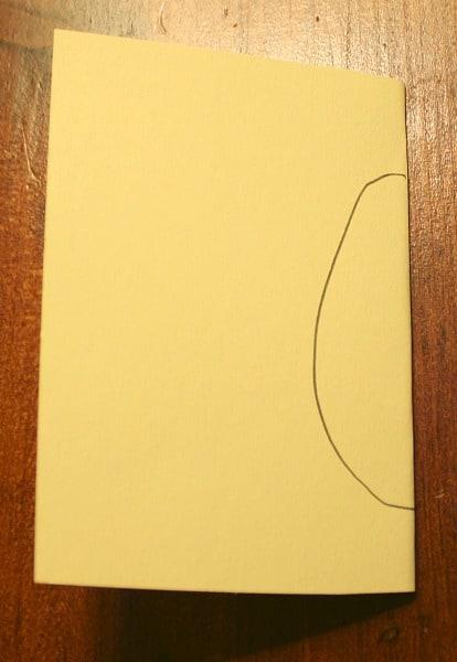 draw on fold