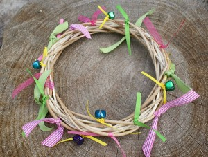 Homemade Toys: How to Make Jingle Sticks and Jingle Rings for Kids
