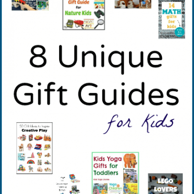 8 Unique Holiday Gift Guides for Kids