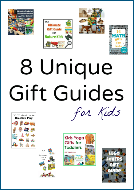 8 Unique Gift Guides for Kids
