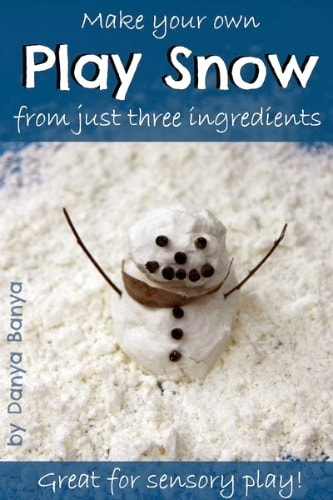 Make your own Play Snow from just three ingredients_p