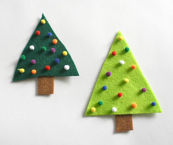 Christmas Small Felt Crafts
