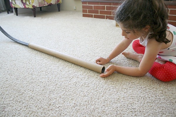 Science for Kids: Exploring a Homemade Marble Run~ Buggy and Buddy