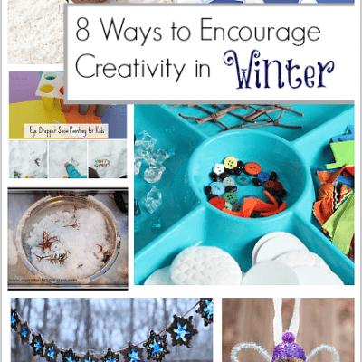 8 Winter Activities for Kids to Encourage Creativity