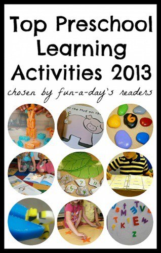 Learning Activities from Fun-A-Day!