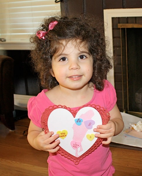 Homemade Valentines for Toddlers to Make Independently