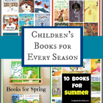 Children's Picture Books for All Four Seasons