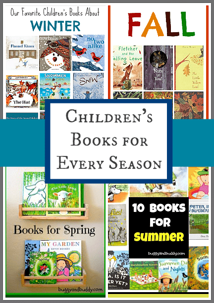 Children's Books for All Seasons