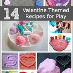 14 Valentine's Day Sensory Play Recipes