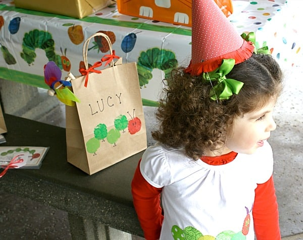 Very Hungry Caterpillar Goody Bag
